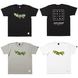 "【APPLEBUM】× CHOP ROLL SLOW BURN Collaboration ""TOKYO"" T-SHIRT"
