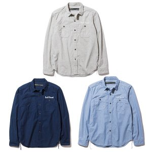 【Back Channel】WORK SHIRT