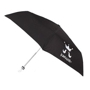 【KINGSIZE】MAIN LOGO FOLDING UMBRELLA