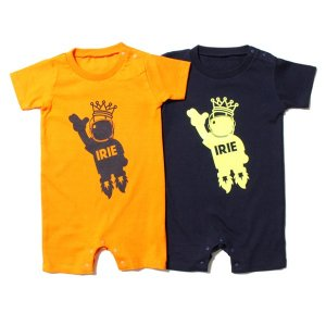 【IRIE by irielife】POW ROCKET ROMPERS / BABY<img class='new_mark_img2' src='//img.shop-pro.jp/img/new/icons5.gif' style='border:none;display:inline;margin:0px;padding:0px;width:auto;' />