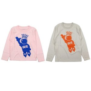 【IRIE by irielife】POW ROCKET KIDS L/S TEE / KIDS<img class='new_mark_img2' src='//img.shop-pro.jp/img/new/icons5.gif' style='border:none;display:inline;margin:0px;padding:0px;width:auto;' />