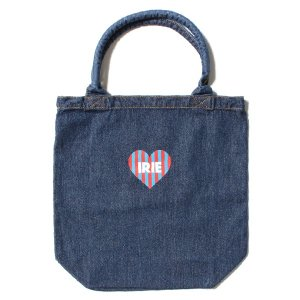 【IRIE by irielife】IRIE GIRL DENIM TOTE BAG -IRIE for GIRL-