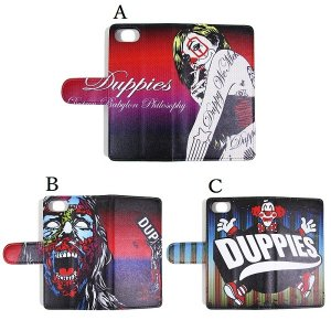 "【DUPPIES】iPhone CASE ""ARTBOOK SERIES"""