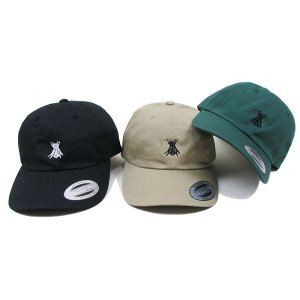 "【DUPPIES】6 PANEL CAP ""MESSENGER"""