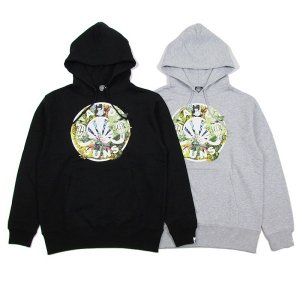 【ANDSUNS】EMPEROR COOKIE PULLOVER
