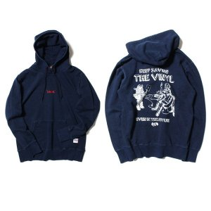 【IRIE by irielife】SAVE THE INDIGO GIRL HOODIE