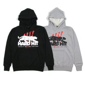【HARDHIT】HH PANTHER SWEAT PARKA