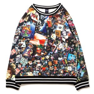 "【APPLEBUM】""SAMPLING SPORTS"" CREW SWEAT / LAST M"