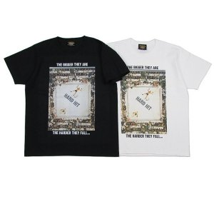 【HARDHIT】HH KNOCKOUT COTTON TEE