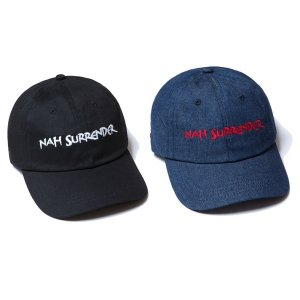 【NINE RULAZ】NAH SURRENDER DADS CAP