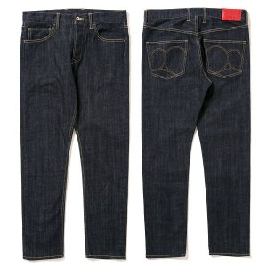 "【APPLEBUM】""KATE"" SLIM STRETCH DENIM PANTS (ONE WASH)"