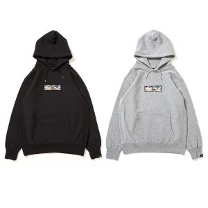 "【APPLEBUM】""KBAS"" WAPPEN SWEAT PARKA"