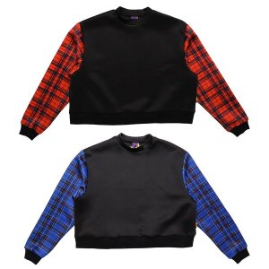 【Tome2H】CHECK TOPS