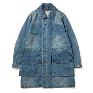 【APPLEBUM】M59 DENIM JACKET / LAST XL<img class='new_mark_img2' src='//img.shop-pro.jp/img/new/icons5.gif' style='border:none;display:inline;margin:0px;padding:0px;width:auto;' />