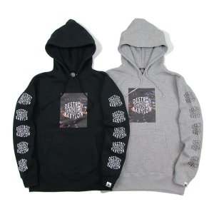 "【ANDSUNS】× DUPPIES ""DBAS PULLOVER"" / LAST HEATHER GRAY M"
