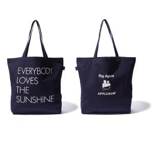 "【APPLEBUM】APPLEBUM × ROY AYERS ""EVERYBODY LOVES THE SUNSHINE"" TOTEBAG"