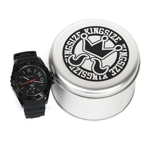 【KINGSIZE】HiGE LOGO WATCH