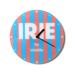 【IRIE by irielife】IRIE WALL CLOCK <img class='new_mark_img2' src='//img.shop-pro.jp/img/new/icons5.gif' style='border:none;display:inline;margin:0px;padding:0px;width:auto;' />