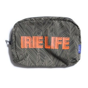 【IRIE LIFE】 LEAF POUCH<img class='new_mark_img2' src='//img.shop-pro.jp/img/new/icons5.gif' style='border:none;display:inline;margin:0px;padding:0px;width:auto;' />
