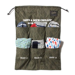 【IRIE LIFE】 TRAVELLERS LAUNDRY BAG