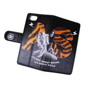 【ANDSUNS】TIGER iPHONE BOOK / iPhone6/6s/7
