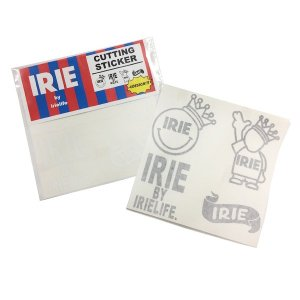 【IRIE by irielife】IRIE CUTTING STICKER SET