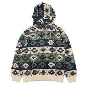 【MURAL】ORTEGA INSIDE OUT HOODY / LAST GREEN M