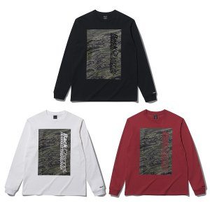 【Back Channel】GHOSTLION CAMO PRINT L/S T
