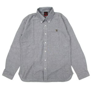 【MURAL】EMPEROR OXFORD L/S SHIRT
