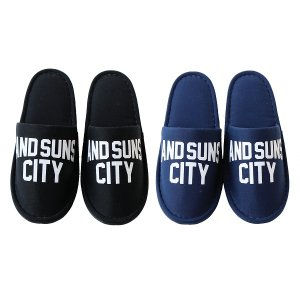 【ANDSUNS】SUNS CITY ROOMSHOES<img class='new_mark_img2' src='//img.shop-pro.jp/img/new/icons5.gif' style='border:none;display:inline;margin:0px;padding:0px;width:auto;' />