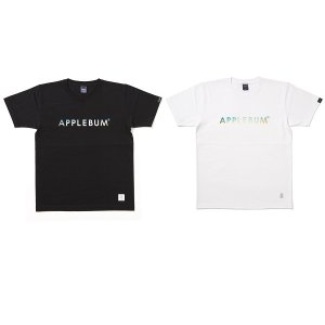 【APPLEBUM】SUNSHINE LOGO T-SHIRT