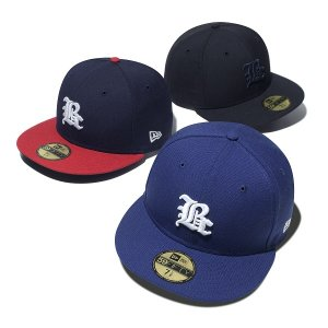 【Back Channel】BACKCHANNEL×NEW ERA 59FIFTY CAP