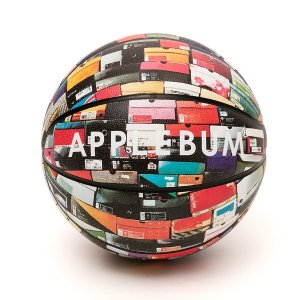"【APPLEBUM】APPLEBUM×TACHIKARA ""K.B.A.S."" BASKETBALL"