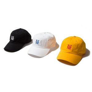 【NINE RULAZ】BOX LOGO DADS CAP