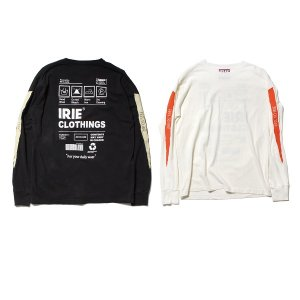 【IRIE by irielife】IRIE CLOTHING L/S TEE