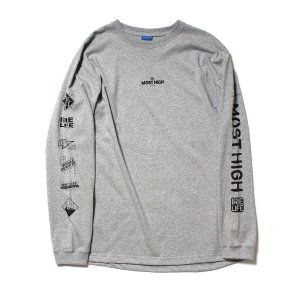 【IRIE LIFE】THE MOST HIGH L/S TEE / LAST M