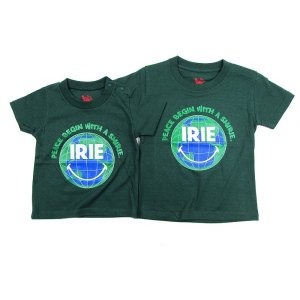 【IRIE by irielife】WITH A SMIRIE KIDS TEE