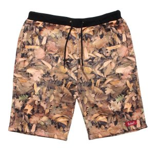 【MURAL】LEAVES SWEAT SHORTS / LAST M