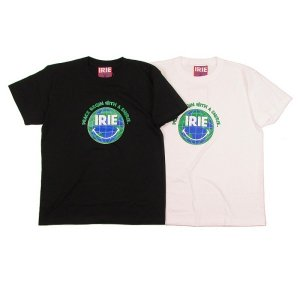 【IRIE by irielife】WITH A SMIRIE TEE<img class='new_mark_img2' src='//img.shop-pro.jp/img/new/icons5.gif' style='border:none;display:inline;margin:0px;padding:0px;width:auto;' />