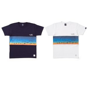 "【APPLEBUM】""SUNSET"" MIX T-SHIRT<img class='new_mark_img2' src='//img.shop-pro.jp/img/new/icons5.gif' style='border:none;display:inline;margin:0px;padding:0px;width:auto;' />"