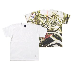 "【APPLEBUM】""FLOWER WHITE"" T-SHIRT<img class='new_mark_img2' src='//img.shop-pro.jp/img/new/icons5.gif' style='border:none;display:inline;margin:0px;padding:0px;width:auto;' />"