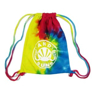 【ANDSUNS】TIE DYE LOGO KNAPSACK<img class='new_mark_img2' src='//img.shop-pro.jp/img/new/icons5.gif' style='border:none;display:inline;margin:0px;padding:0px;width:auto;' />