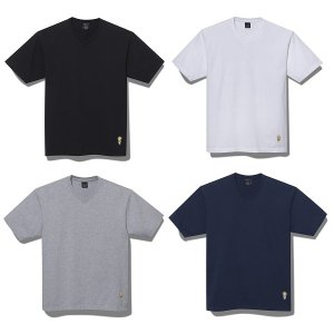 【Back Channel】ONE POINT V NECK T