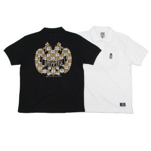 "【DUPPIES】POLO SHIRTS ""DESTROY BABYLON""<img class='new_mark_img2' src='//img.shop-pro.jp/img/new/icons5.gif' style='border:none;display:inline;margin:0px;padding:0px;width:auto;' />"
