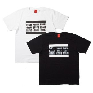 【NINE RULAZ】ALL EYEZ ON ME TEE / LAST WHITE L