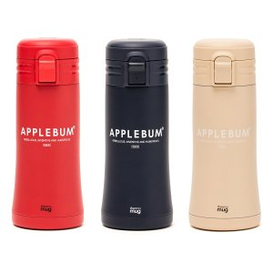 【APPLEBUM】THERMO MUG SMART ONETOUCH BOTTLE / LAST IVORY