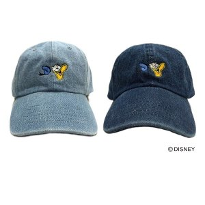 【IRIE by irielife】DENIM BALL CAP(DONALD DUCK)/ LAST WASH