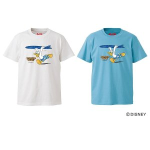 【IRIE by irielife】SURF KIDS TEE(DONALD DUCK)/ KIDS