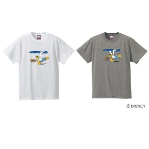 【IRIE by irielife】SURF TEE(DONALD DUCK)
