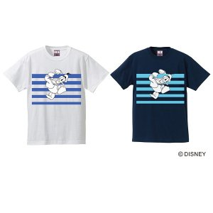 【IRIE by irielife】BORDER TEE(DONALD DUCK)